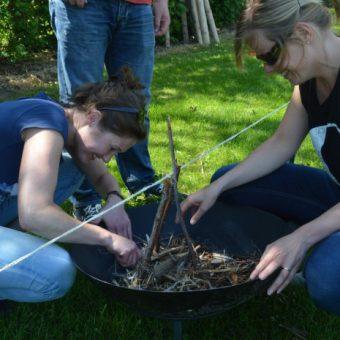 Teambuilding outdooractviteiten Drenthe 110 - Tijd voor ontwikkeling - Groepsactiviteiten, workshops, teambuilding en trainingen Drenthe