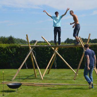 Teambuilding outdooractviteiten Drenthe 111 - Tijd voor ontwikkeling - Groepsactiviteiten, workshops, teambuilding en trainingen Drenthe