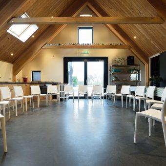 Vergaderlocatie nabij Assen in hartje Drenthe