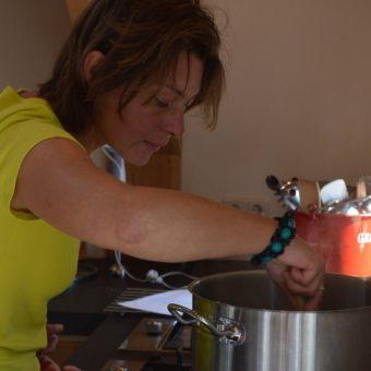 teambuilding drenthe - samen koken - kookstudio