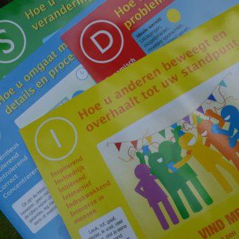 werkwijze methode - Tijd voor ontwikkeling - Groepsactiviteiten, workshops, teambuilding en trainingen Drenthe